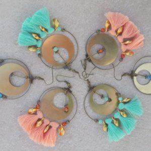 Boucles d'oreilles Valérie - Nolista