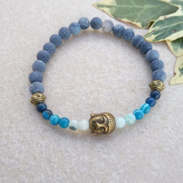 Bracelet Bouddha.Nolista