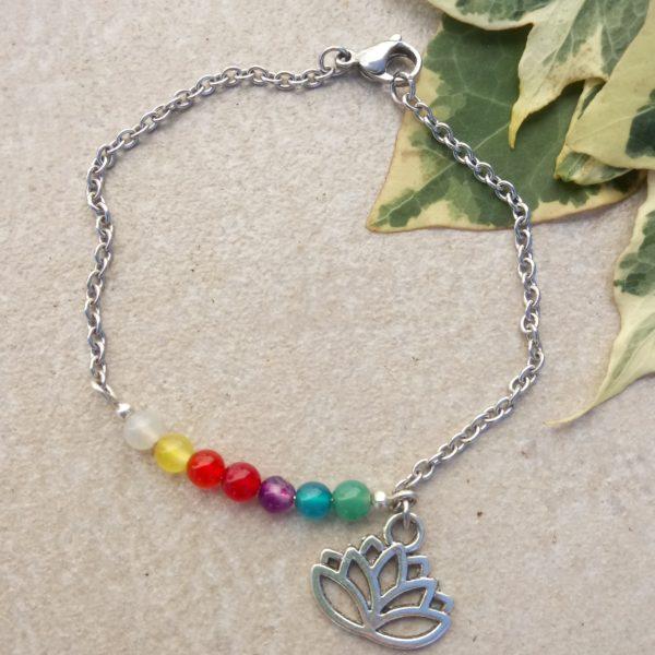 Bracelet Lotus.Nolista