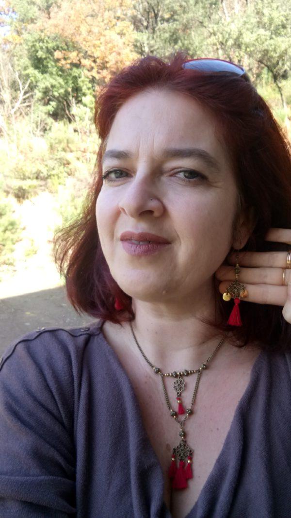 Boucles d'oreilles Lise.Nolista